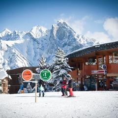 Snodybder Frankrike Se Snorapporter Og Snoforhold For Skistedene Skiinfo No