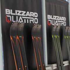 Blizzard Quattro, la nuova linea di sci Blizzard - ©Blizzard