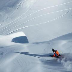 Freeride World Tour in Chamonix Mont-Blanc - ©www.FreerideWorldTour.com | D. Daher