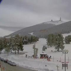 Ventoux - Mont Serein - Sorties de ski