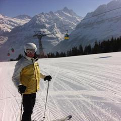 Grindelwald wengen pr sentation de grindelwald wengen la station le domaine skiable - Office du tourisme wengen ...