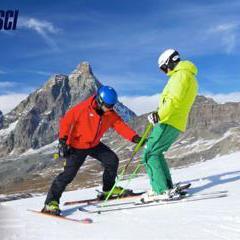 7. Come tenere il peso sugli sci - ©LaStampa.it