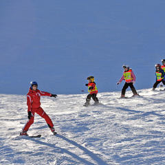 Himmel oder Hölle? Skiurlaub mit Kindern! - ©Wörgötter