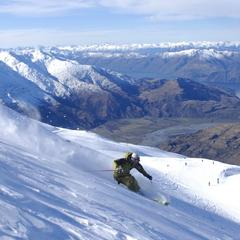Treble Cone, NZ Summit Slopes - © Treble Cone
