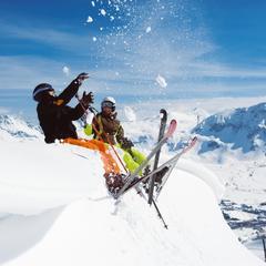 Užívajte si lyžovačku naplno