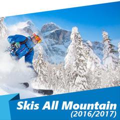 Skis All Mountain 2017 (Hommes) - ©Lukas Gojda