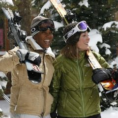 Winter Park, Colorado women skiers