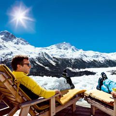 Five of the best resorts for non-skiers