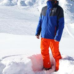 Das Icerocket-Outfit von Salomon im Test - ©Skiinfo