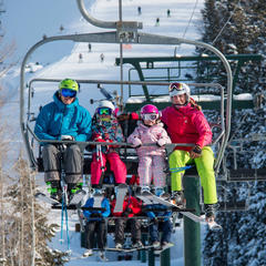 Deer Valley Resort VCA header chairlift
