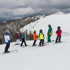 Deer Valley Resort VCA kids skiing - ©Deer Valley Resort