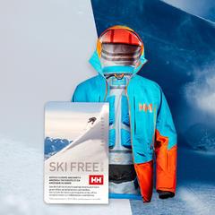 Sentirsi 'vivi' sulla neve con lo skipass gratis Helly Hansen! - ©Helly Hansen