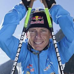 Markus Kröll ist ein bekannter Bergläufer - ©Norbert Freudenthaler
