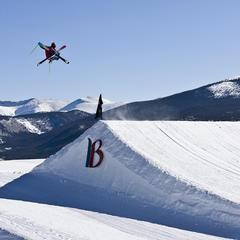 VCA jump Breckenridge Ski Resort  - ©Breckenridge Ski Resort