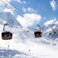 3S-Eisgratbahn am Stubaier Gletscher - ©Stubaier Gletscher