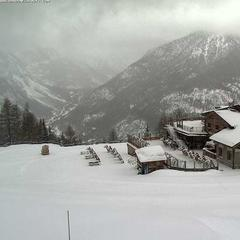 Gallery: Fresh snow in Italy 20.12.16 - ©Bardonecchia webcam
