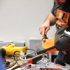 Bootfitting mit Tecnica - © Skiinfo