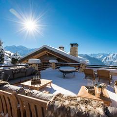 Vier wunderschöne Alpen-Chalets, in denen wir gerne mal Urlaub machen würden - ©www.skiverbierexclusive.com