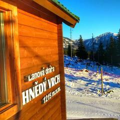Hnědý vrch, Pec pod Sněžkou 20.12.2016 - © facebook SkiResort ČERNÁ HORA - PEC