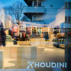 Houdini med egen butikk i Oslo. - © Kristian Harby