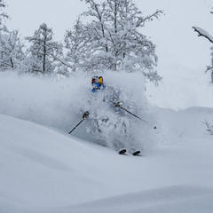 Myrkdalen 12.1.17 - ©Bård Basberg