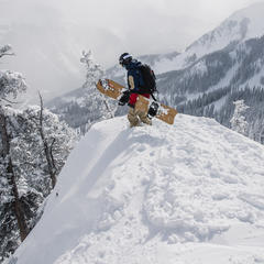 13 Inches of Powder Where the Desert Meets the Mountains!  - ©Grayson Schaffer