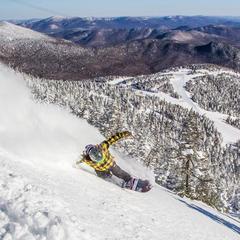 Snowiest Resort of the Week: 3.18-3.24 - ©Jay Peak