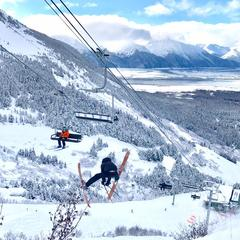 Snowiest Resort of the Week: 2.11-2.17 - ©Alyeska Resort