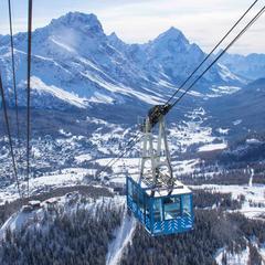 Cortina: weekend di Coppa del Mondo di Sci alpino Femminile - ©Freccianelcielo.com