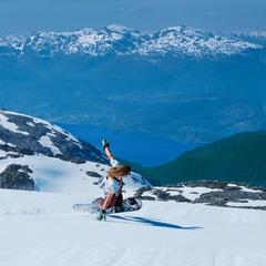 Fonna Glacier Resort - ©Daniel Tengs