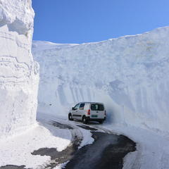 Ľadovcové stredisko Fonna v Nórsku - ©Andreas Skogseth