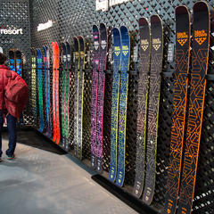 ISPO 2017: stand Black Crows - ©Skiinfo