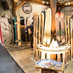 ISPO 2017: stand Good schi - ©Skiinfo