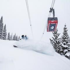 Jackson Hole Mountain Resort - ©Jackson Hole Mountain Resort