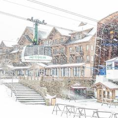 Snowiest Resort of the Week: 3.4-3.10 - ©Jay Peak