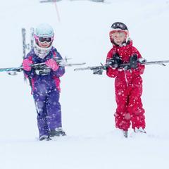 Myrkdalen - et familievennlig skianlegg - ©Chris Baldry