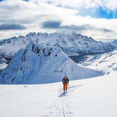 Ski og Seil med SeilNorge - ©Mats Grimsæth