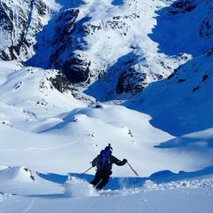 Ski og Seil med SeilNorge - ©Crister Aalberg Næss