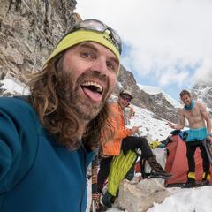 Siegriest, Huber und Zanker eröffnen neue Route am Cerro Kishtwar - ©Timeline Productions
