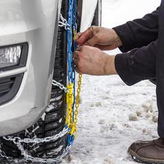 15 questions/réponses à propos des chaînes à neige - ©Meineurlaubswelt - Fotolia.com