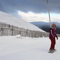 Gallery: Snow for Scottish ski resorts - ©Peter Jolly