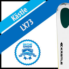 Kästle LX73: Women's 17/18 Technical Editors' Choice Ski - ©Kästle