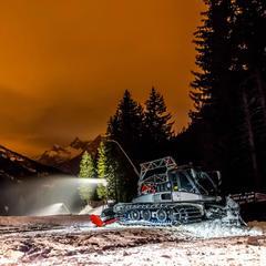 Le Grand Massif maakt zich klaar voor het komende seizoen. - © @officedutourisme