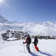 Najlepším lyžiarskym strediskom na svete je znovu francúzske Val Thorens - © OT Val Thorens