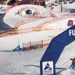 Nová Funslope na ledovci Hintertux - © TVB Tux-Finkenberg
