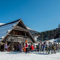 Výhodná lyžiarska dovolenka pre celú rodinu tak blízko Bratislavy - ©OÖT Erber