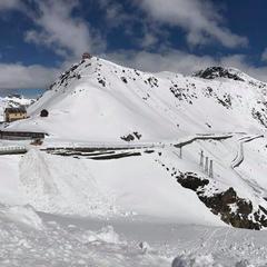 Letní lyžování: 31. května se spouštějí vleky v Passo Stelvio - © Pirovano Stelvio Facebook