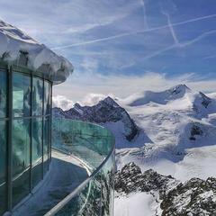 Pitztaler Gletscher - ©Pitztaler Gletscherbahn