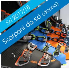 Scarponi da sci 2018 (donna) - ©Skiinfo.it