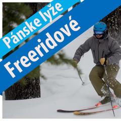 Skitest 2017/2018: Pánske lyže freeridové - © OnTheSnow